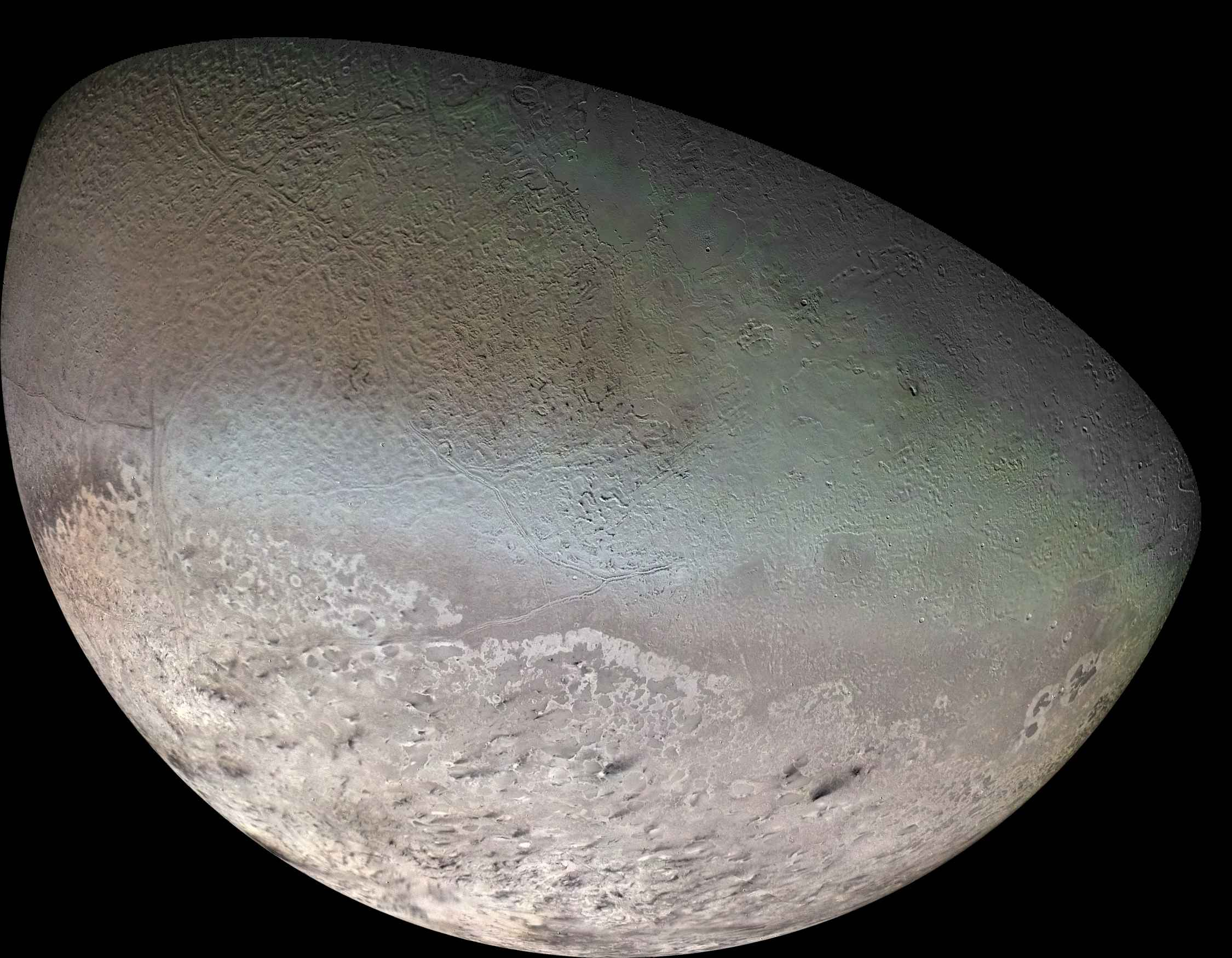 Seasons Discovered on Neptune's Moon Triton « Waxing Apocalyptic