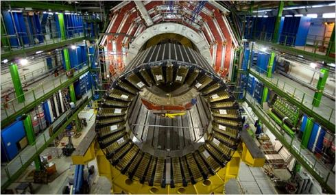 Large Hadron Collider, CERN - Waxing Apocalyptic